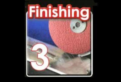 FINISHING / SANDING
