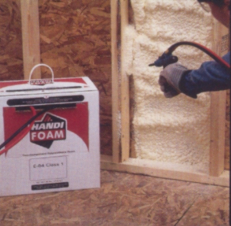 FOMO SPRAY FOAM