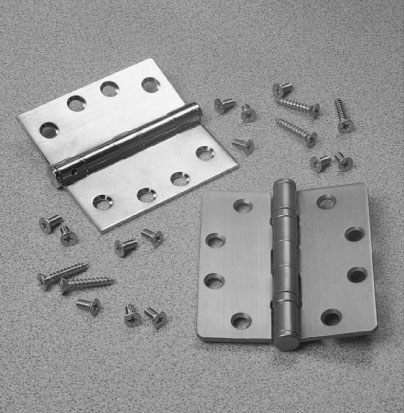 HINGES/PLATES