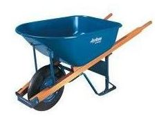 6 cu.ft Jackson Wheelbarrow