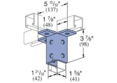 Triple Wing Fitting 9-hole