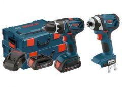 4-Tool Litheon Cordless Kit