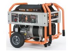 XG6500 generator 9gal tank
