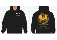 Black G&S Hoodie Sweatshirt