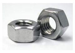 10x1.25 hex nut 18-8 SS