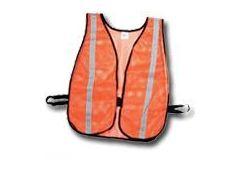 orange vest w/reflective