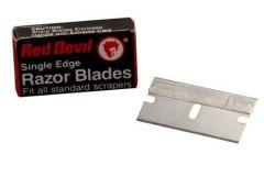 blades,sing.edge razor-5/pk