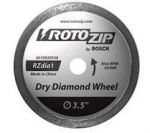 Rotozip Diamond ZipWheel