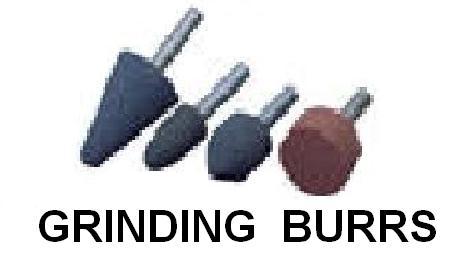 ABRASIVE BURRS