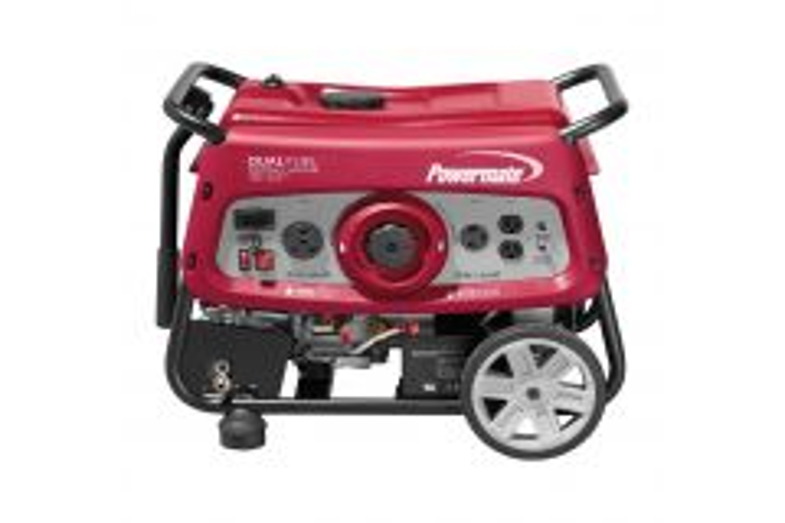 3500w Dual-Fuel Generator