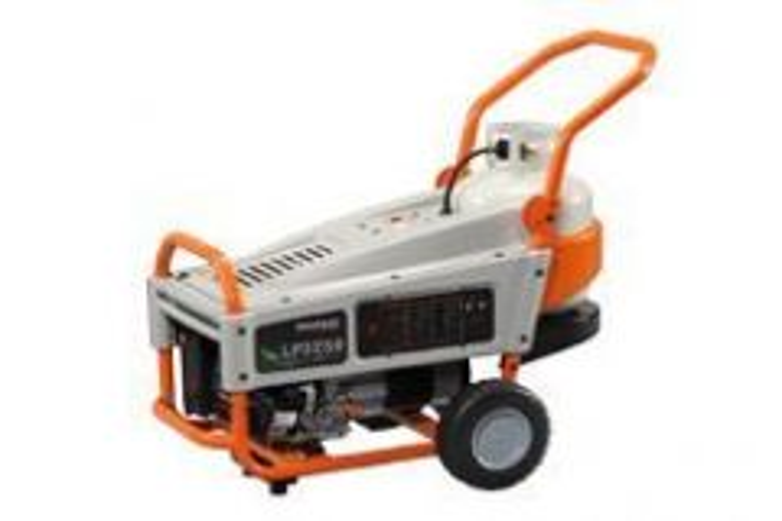LP3250 generator -propane