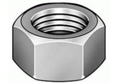4mm x .7 hex nut