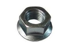 10x1.25 Hex Flange Nut 18-8