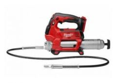 2-speed grease gun baretool