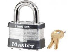 #5 master lock w/ KEY: A341