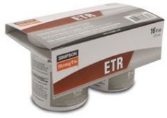 Epoxy-tie repair paste 16oz