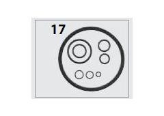 O-ring repair kit for 407/