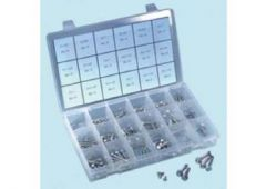 975pc Tek Screw Kit