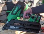 18v Duplex Nailer kit